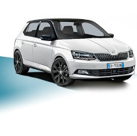 Skoda Fabia Twin Color Design Edition: da 10.900 Euro con finanziamento a TAN 0%